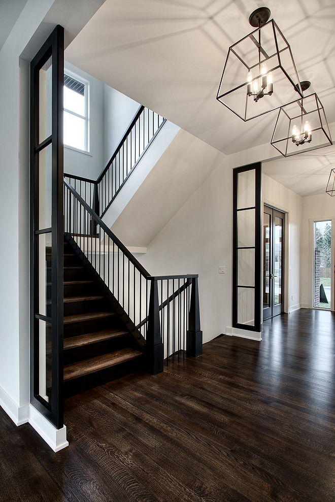 Staircase Custom Staircase This custom staircase is classic with an exciting twist Staircase design Staircase Newel Post Staircase spindles Staircase Staircase #Staircase #Staircasedesign #customStaircase #StaircaseNewelPost #Staircasespindles