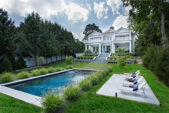Mature Landscaping Ideas Bakcyard with pool with mature landscaping #Bakcyard #pool #maturelandscaping #landscaping