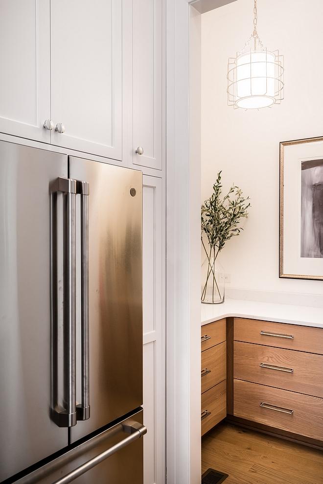 Pantry Cabinetry Rift-Cut White Oak Frost Kitchen Pantry Cabinetry Rift-Cut White Oak Frost Rift-Cut White Oak Frost with full overlay door Pantry Cabinetry Rift-Cut White Oak Frost #PantryCabinetry #Pantry #Cabinetry #RiftCutWhiteOak