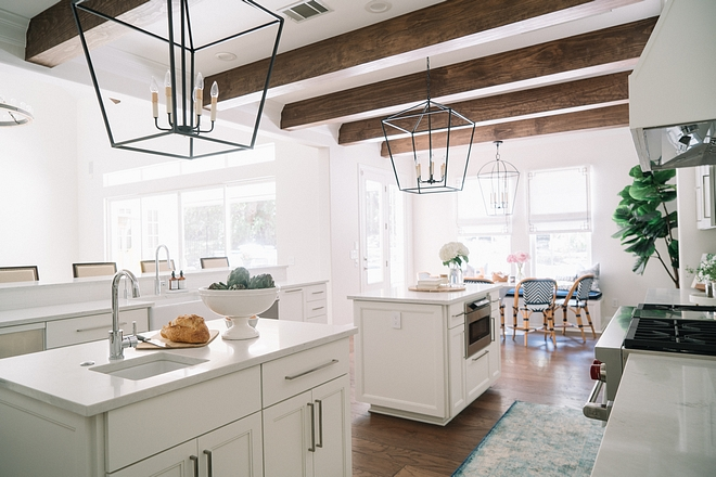 Kitchen island layout ideas Best kitchen island layout for cooking and seating #kitchenisland #kitchenislandlayout #kitchenlayout