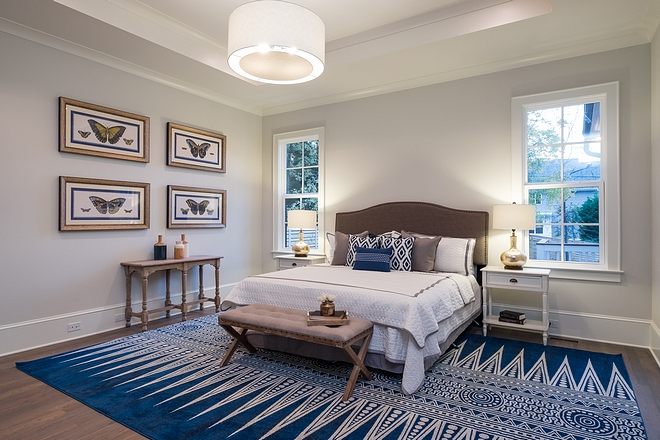 Benjamin Moore Halo soothing paint color for bedroom Benjamin Moore Halo Benjamin Moore Halo #BenjaminMooreHalo #soothingpaintcolor #bedroompaintcolor