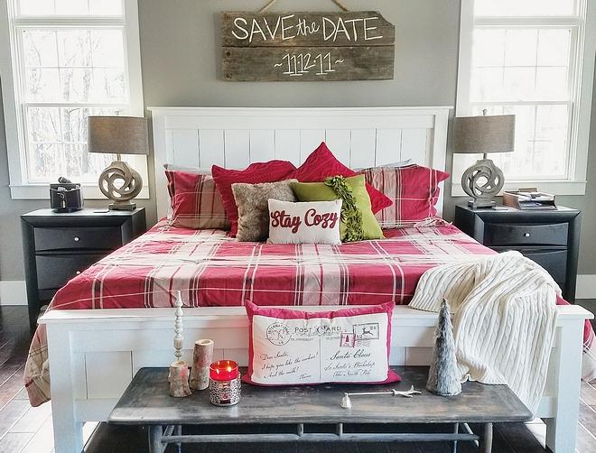 Winter Bedding Ideas Plaid Winter Bedding Winter Bedding Winter Bedding #WinterBedding #Bedding #PlaidBedding