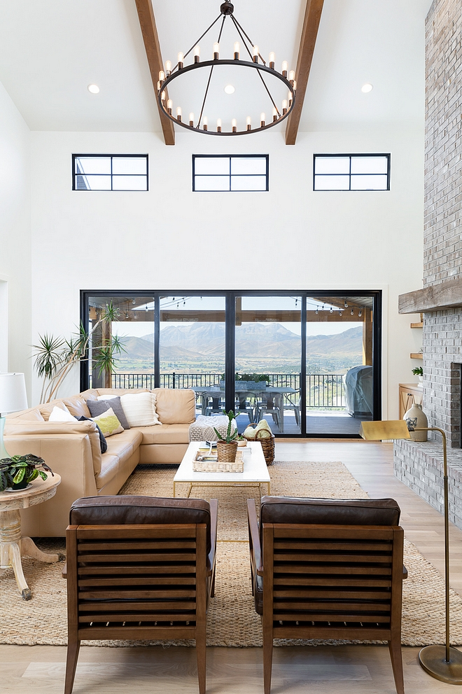 High ceiling two-story living room chandelier and windows High ceiling two-story living room High ceiling two-story living room chandelier High ceiling two-story living room High ceiling two-story living room #Highceiling #twostorylivingroom