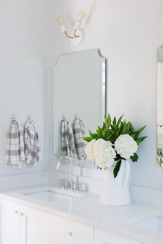 Bathroom quartz countertop Countertop is Sparkling White quartz White Bathroom quartz countertop Bathroom quartz countertop ideas #Bathroomquartzcountertop #Bathroom #quartzcountertop