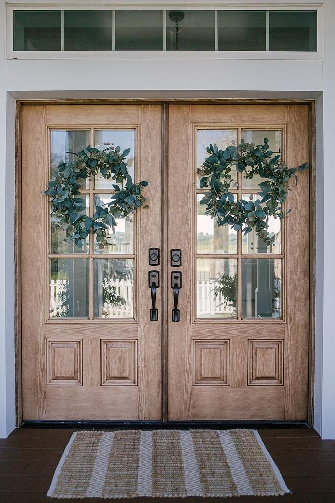 Fiberglass front door Fiberglass front door Fiberglass front door Double doors Fiber glass fromt porch front entry #Fiberglassfrontdoor #frontdoor