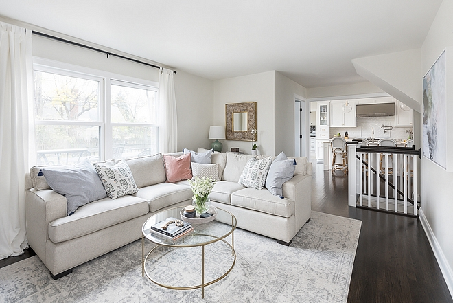 Benjamin Moore OC-23 Classic Gray Voted the best light grey paint color for all types of interiors Benjamin Moore OC-23 Classic Gray Benjamin Moore OC-23 Classic Gray #BenjaminMooreOC23ClassicGray #BenjaminMooreOC23 #BenjaminMooreClassicGray #bestgreypaintcolor #greypaintcolor #interiorpaintcolor #paintcolor
