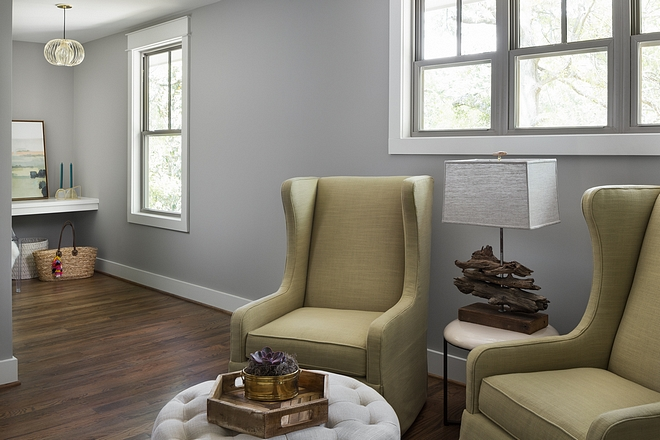 Mindful Gray by Sherwin Williams Mindful Gray by Sherwin Williams Grey paint color Mindful Gray by Sherwin Williams Mindful Gray by Sherwin Williams #MindfulGraybySherwinWilliams