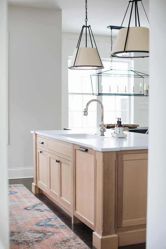 Quarter Sawn Oak Kitchen Island Quarter Sawn Oak Kitchen Island Color Quarter Sawn Oak Kitchen Island Light Quarter Sawn Oak Kitchen Island #QuarterSawnOakKitchenIsland #OakKitchenIsland #OakKitchen #KItchenIsland