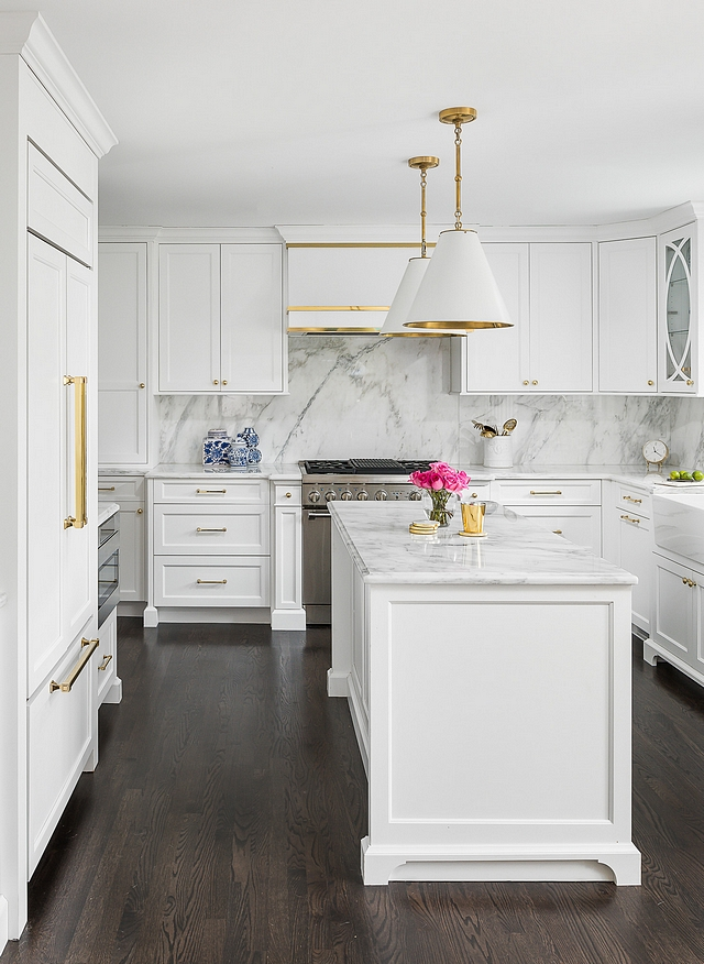 Dark wood hardwood flooring Dark wood hardwood flooring White kitchen white cabinets with Dark wood hardwood flooring Dark wood hardwood flooring #Darkwoodhardwoodflooring #Darkhardwoodflooring #Darkhardwood
