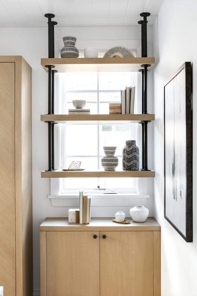 Cedar shelves with custom pole shelves Shelves are custom, Cedar shelves with custom pole shelves #Cedarshelves #poleshelves