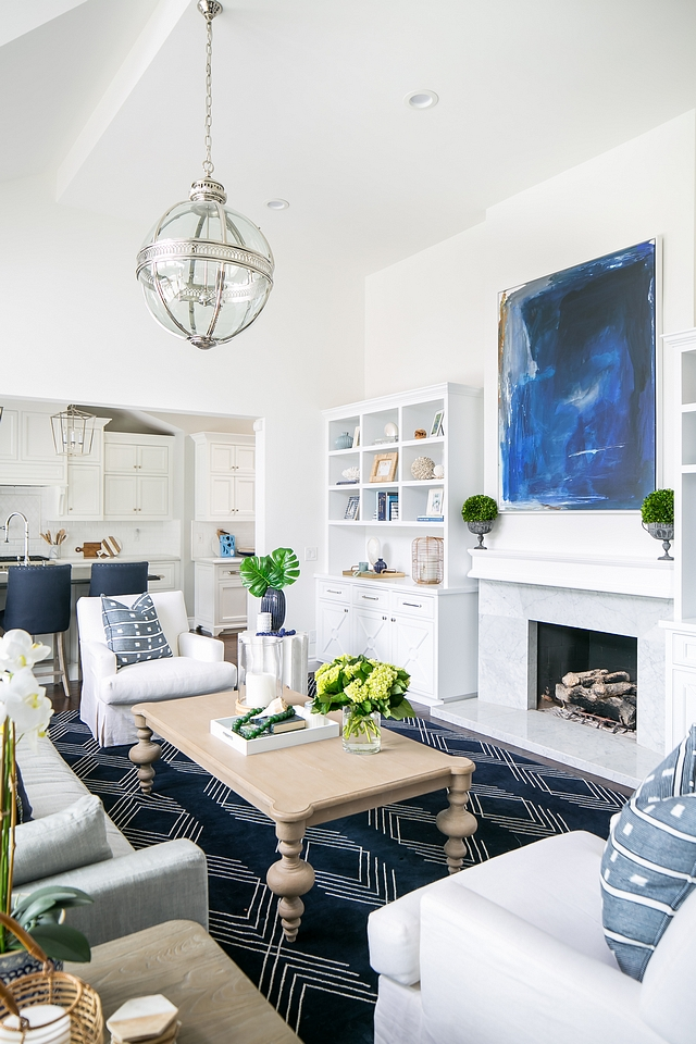 Coastal Living room with white and navy blue color scheme Coastal Living room with white and navy blue color scheme Coastal Living room with white and navy blue color scheme Coastal Living room with white and navy blue color scheme Coastal Living room with white and navy blue color scheme #CoastalLivingroom #coastalinteriors #white #navyblue #colorscheme