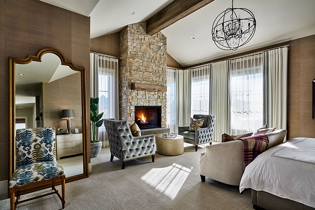 Master Bedroom Fireplace Master Bedroom Fireplace The master suite is all about being pampered and that feeling of staying in a five-star hotel every night Master Bedroom Fireplace Master Bedroom Fireplace Master Bedroom Fireplace #MasterBedroom #Fireplace