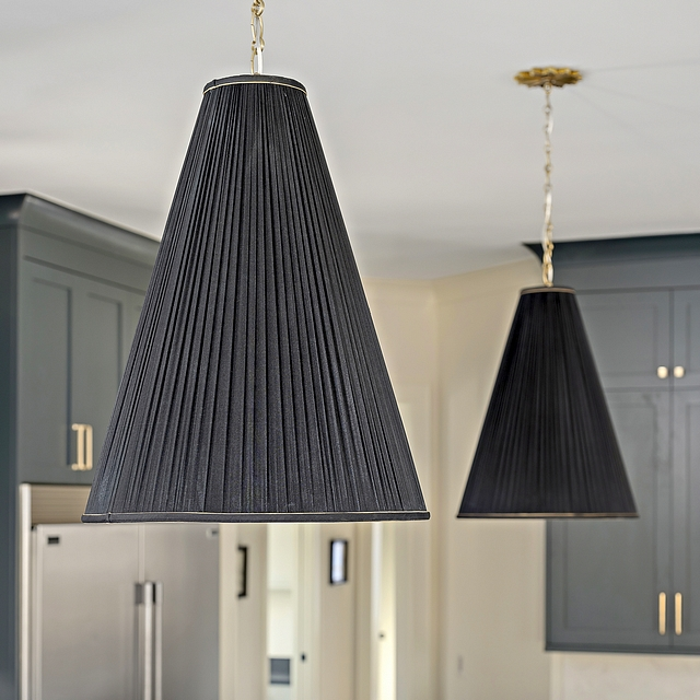 Black Cone pendant Light Kitchen with Black Cone pendant Lights Black Cone pendant Lighting #BlackConependant #BlackConependantLight #ConependantLight #Conependant #Conelighting