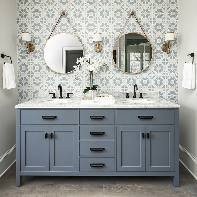 Bathroom Tile Accent Wall Bathroom Tile Accent Wall behind vanity Bathroom Tile Accent Wall Bathroom Tile Accent Wall Bathroom Tile Accent Wall #Bathroom #Tile #AccenttileWall #cementtile #accentwalltile