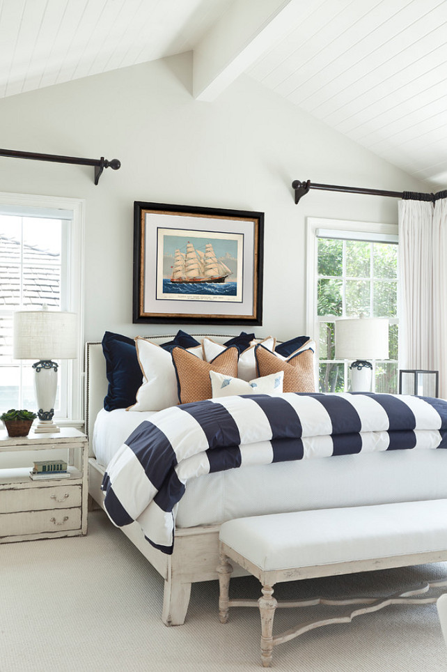 Beach House With Classic Coastal Interiors Home Bunch