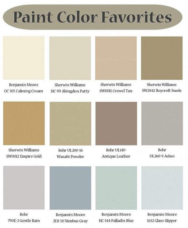 Gallery Of Behr Home Decorators Collection - Fabulous Homes