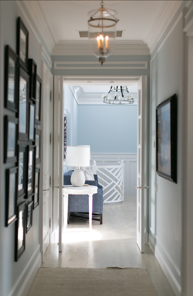 Home With Classic Blue Amp White Interiors Home Bunch