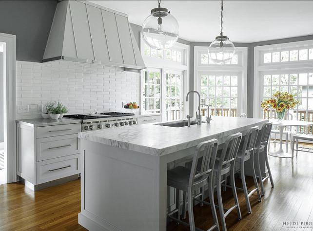 Interior Design Grey Kitchen