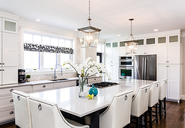 Modern Kitchen And Dining Design