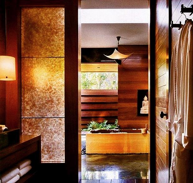 Jennifer Aniston House Interior