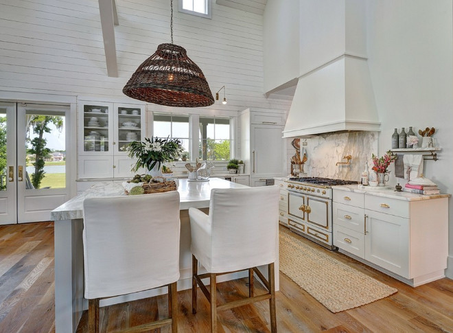 Coastal Farmhouse Kitchen Trend Home Bunch Interior Design