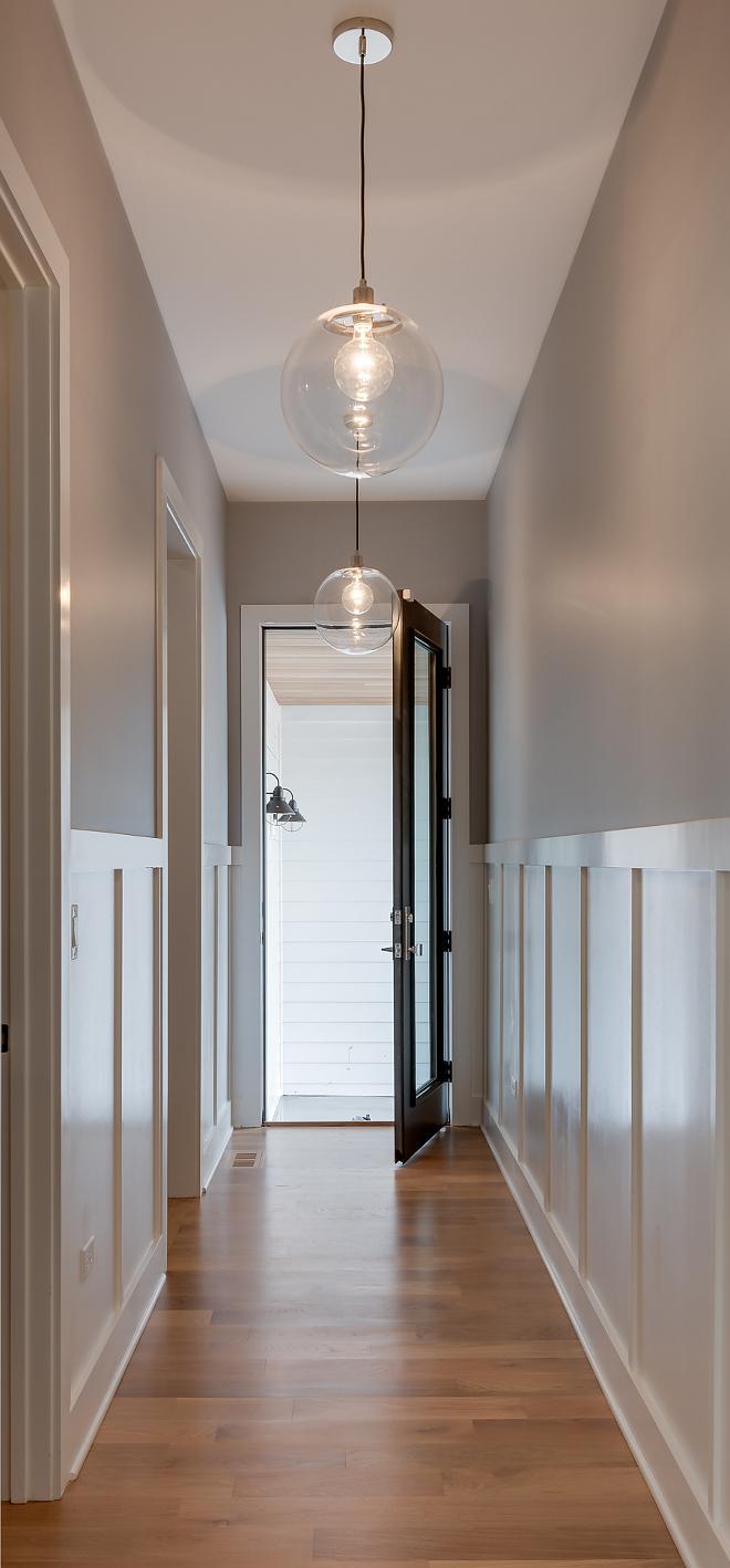 White Farmhouse With Wrap Around Porch Home Bunch Interior Design