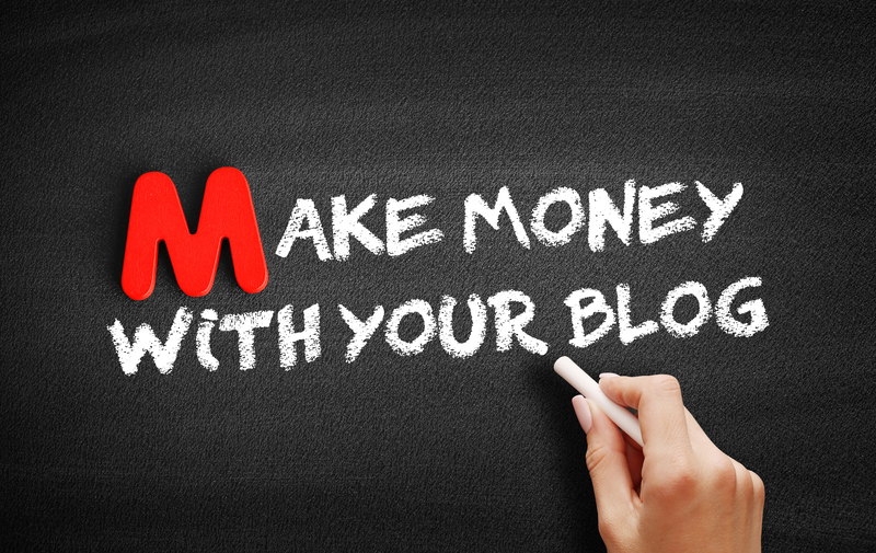 Super Simple Blog Monetization Method that is Earning an Extra $2,000 Per Month