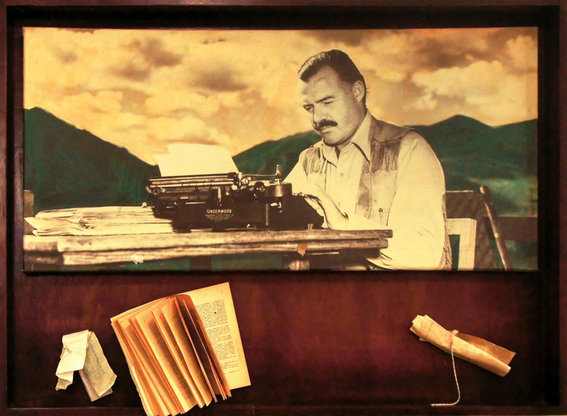 Content Advice from Ernest Hemingway