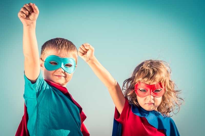 Conquer Business Fears Like a Superhero