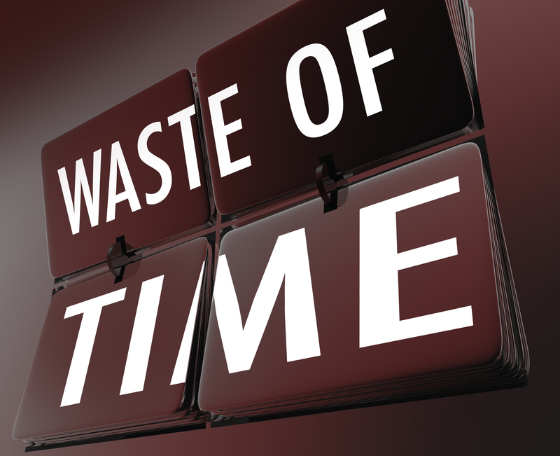 Internet Marketing Timewasters You MUST Avoid to Be Successful