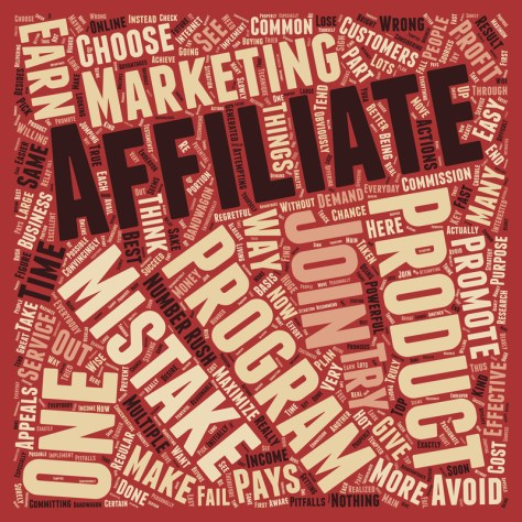 Avoid These 3 Common Affiliate Mistakes