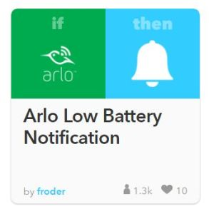 How to Automate Using IFTTT for Arlo HD Security Cameras