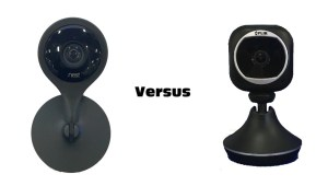Nest Cam Versus FLIR FX HD Security Camera