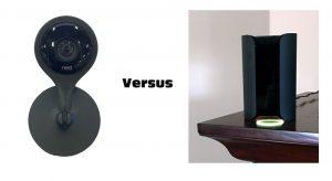 Nest Cam Versus Canary Home Security System