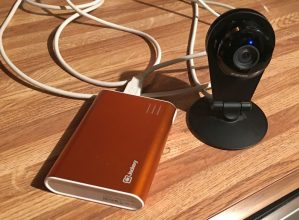 Using an external battery on a Nest Cam or DropCam Pro