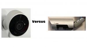 Nest Cam Outdoor Versus Lorex LNC226X