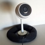 How to Make a Bean Bag Stand for Nest Cam or DropCam Pro
