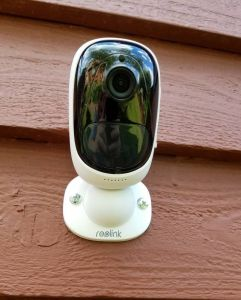 Reolink Argus Wireless Camera for the Great Outdoors