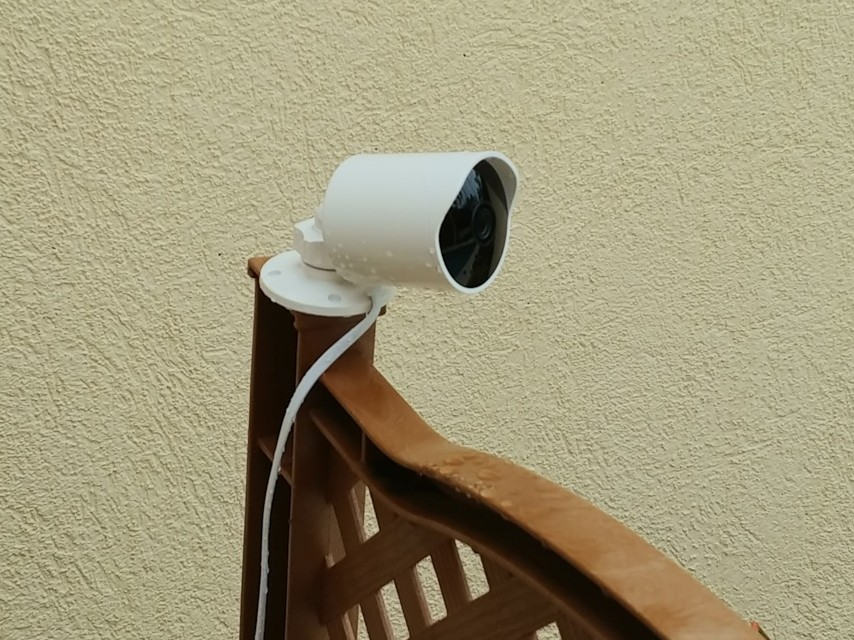Yi Outdoor Camera is a Good Choice for Outside the House