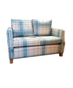 Ariana 2 seater sofa in Panaz Oscar, www.homecarechairs.co.uk , high seat chairs, Fireside Chairs, high back chairs, wingback chair, elderly chairs.