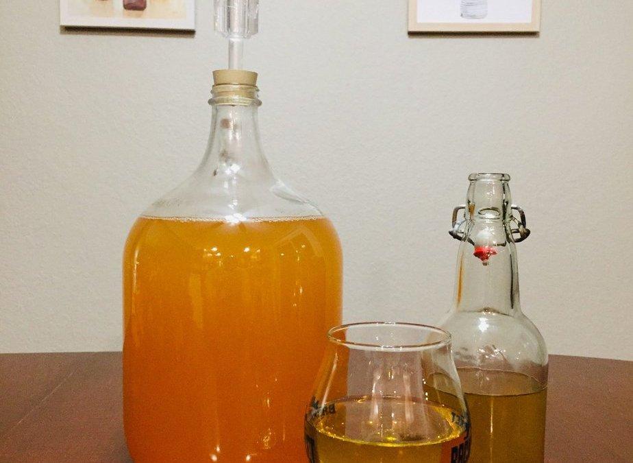 Cherry Hard Cider Recipe