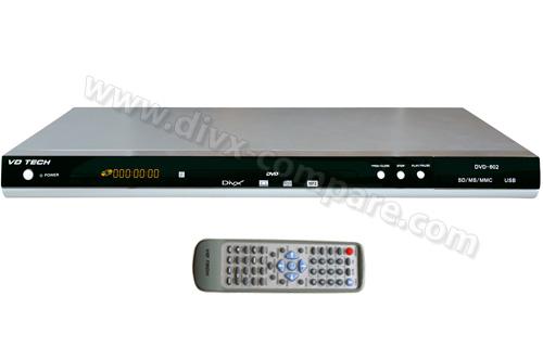 vd tech dvd 602 fiche technique prix