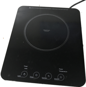 induction cooktop with code