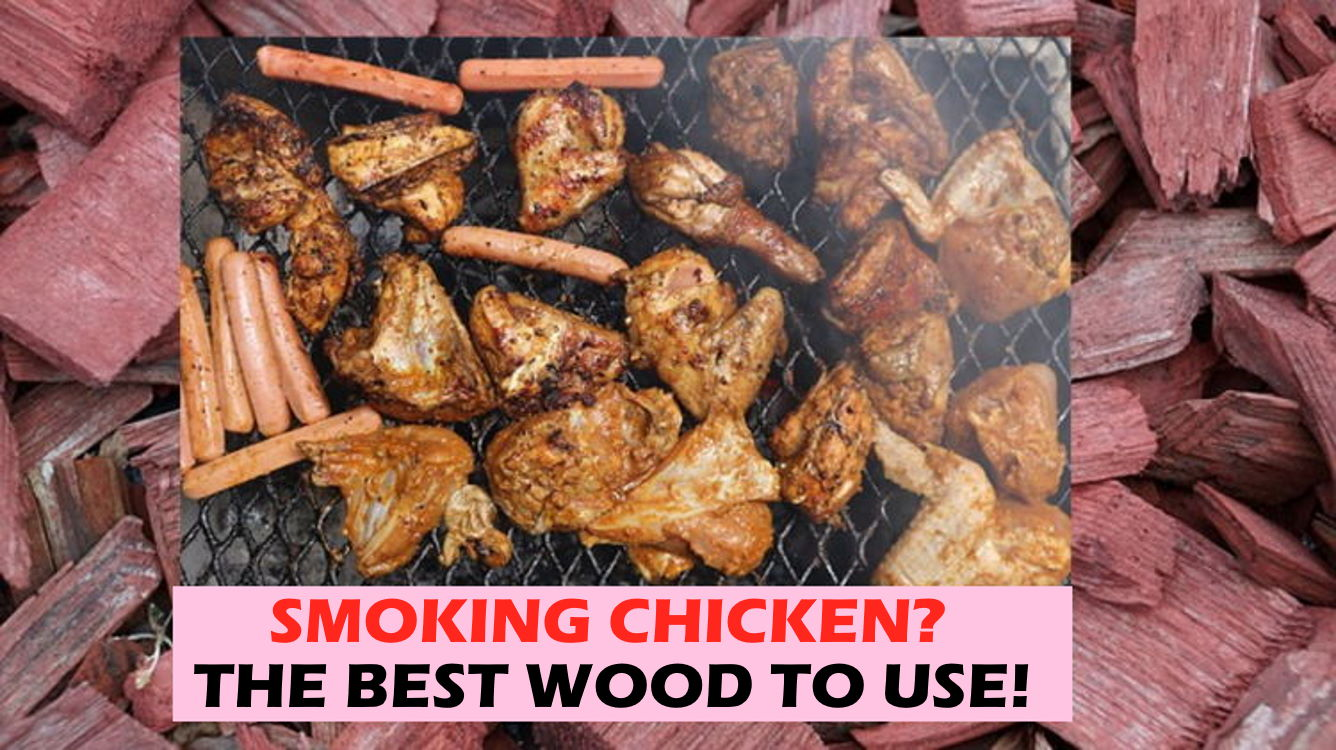 Apple, Post Oak, Pecan, Mesquite Jax Smokin Tinder Premium BBQ Wood Chips for Smokers Variety Pack Our Most Popular Medium Sized Smoker Chips