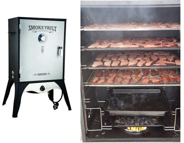 Camp-Chef-Smoker-Vault Grill