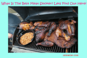 The Best Meat Smoker of 2020 – Top 6 Picks To Add Best Smokey Flavor