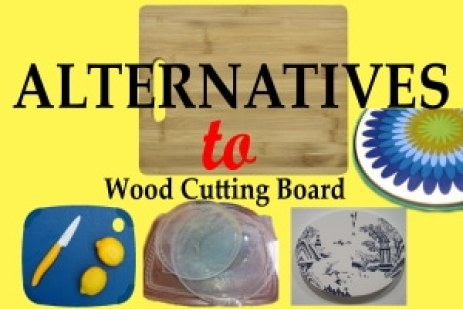 what to use instead of cutting board