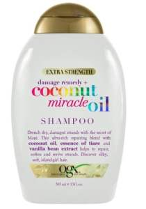 OGX Extra Strength Damage Remedy + Coconut Miracle Oil Shampoo for Dry, Frizzy hair