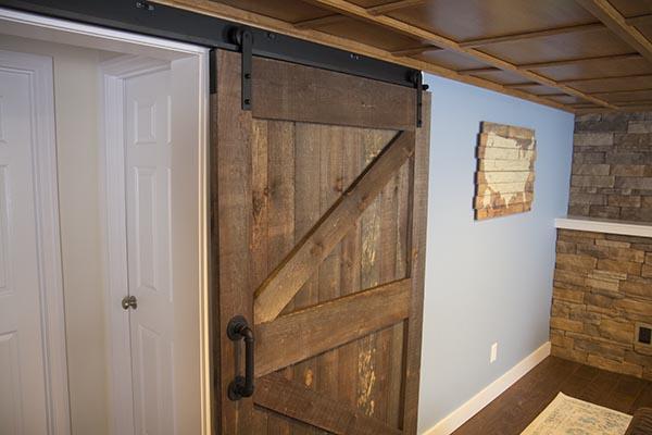 Build Interior Wall Door