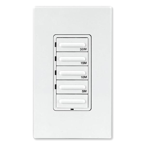 Leviton Decora Dimmer Timer With Bluetooth Technology White R00 Ddl06 Blm The Home Depot